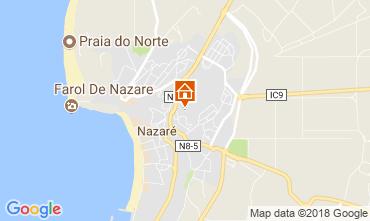 Map Nazaré Apartment 114969