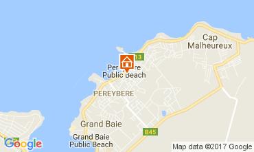 Map Péreybère Apartment 110329