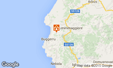 Map Buggerru House 43852