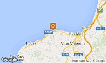 Map Briatico Apartment 85904