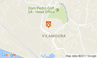 Map Vilamoura Apartment 73202