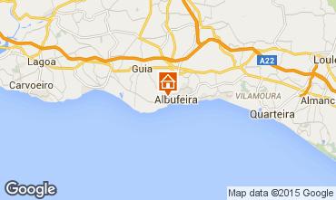 Map Albufeira Studio apartment 68837