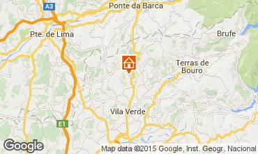 Map Braga House 58447