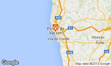 Map Póvoa de Varzim Apartment 66746