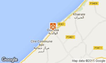Map Oualidia Villa 72568