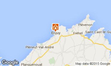 Map Erquy House 66208