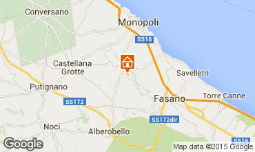 Map Monopoli Villa 62762