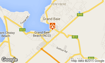 Map Grand Baie Apartment 89768