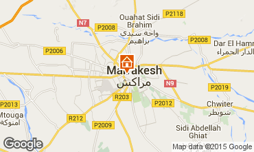 Map Marrakech House 41194