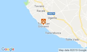 Map Ugento - Torre San Giovanni B&B 118712