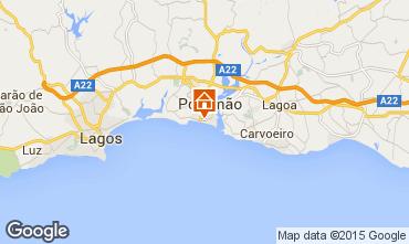 Map Praia da Rocha Apartment 88022