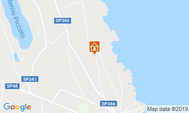 Map Otranto Apartment 109073