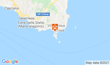Map Villasimius House 114543