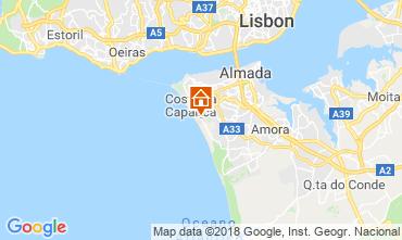 Map Caparica Villa 116278