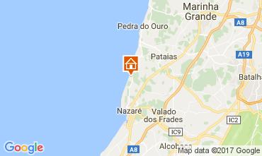 Map Nazaré Apartment 77005