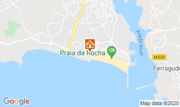 Map Praia da Rocha Apartment 119657