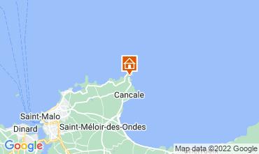 Map Saint Malo House 97116