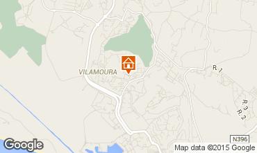 Map Vilamoura Villa 77284