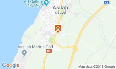 Map Asilah Apartment 116402