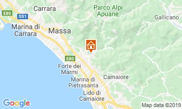 Map Pietrasanta House 88858