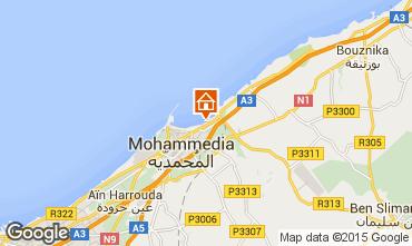Map Mohammedia Villa 42548