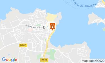 Map Dinard Apartment 94885