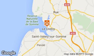 Map Le Crotoy House 78797