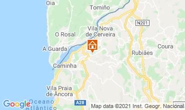 Map Vila Nova de Cerveira Villa 106443
