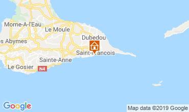 Map Saint Francois Apartment 118326