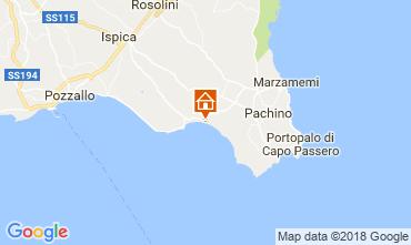 Map Pachino Villa 97295