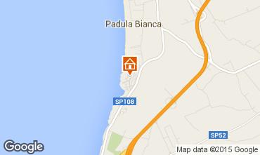 Map Gallipoli Apartment 84217