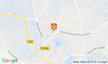 Map Saint Hilaire de Riez Mobile home 118171