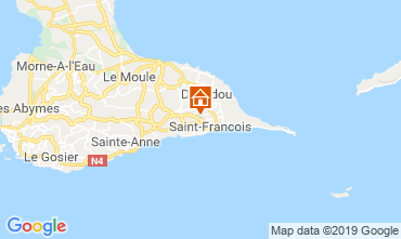 Map Saint Francois Villa 83847