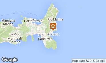 Map Porto Azzurro Apartment 56317