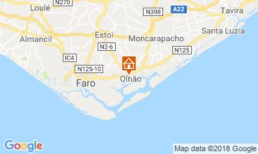 Map Olhão House 116810