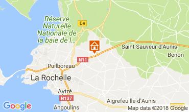 Map La Rochelle House 114607