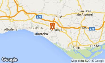 Map Vilamoura Apartment 29962
