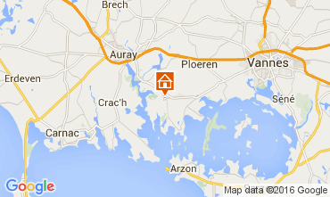 Map Baden House 105531