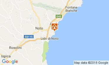 Map Noto Villa 112756