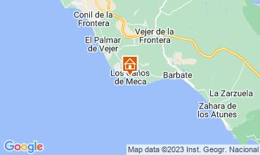Map Cadiz Villa 95006