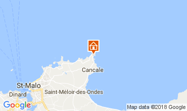 Map Cancale Mobile home 112905