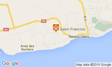 Map Saint Francois Villa 99855