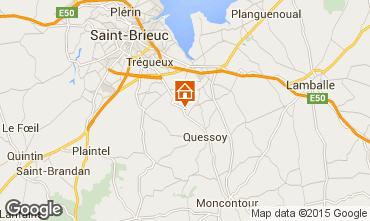 Map Saint Brieuc House 98735