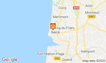 Map Berck-Plage House 102599