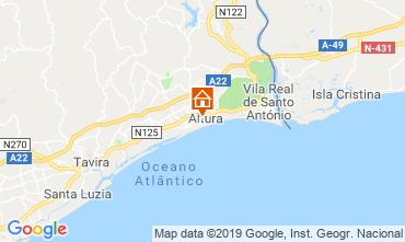 Map Altura Apartment 117959