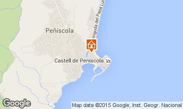 Map Pe��scola Flat 95413