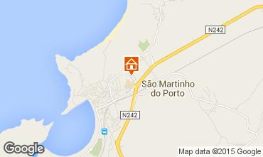 Map São Martinho do Porto Villa 65634