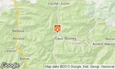 Map Gourette House 4193