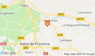 Map  Villa 110556
