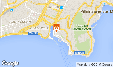 Map Nice Apartment 84383